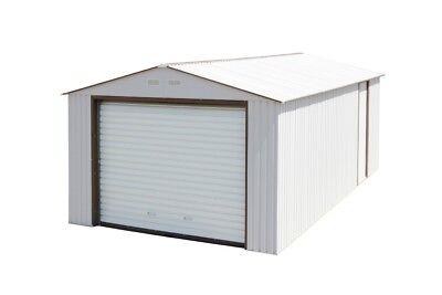 Duramax 50931 Metal Garage  12