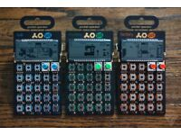 Teenage Engineering PO-10 Synthesizer Set with Accessory