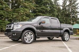 2014 Ford F-150 Limited 6.2L Only 23, 000Km FROM $311 BI-WEEKLY