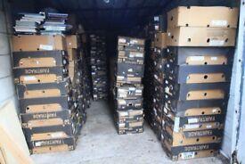 Rare opportunity! Over 7000 books joblot worth over £345000 including rare books