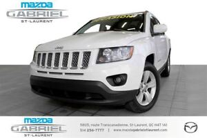 2014 Jeep Compass NORTH 4WD + CUIR  BLUETOOTH + MAGS