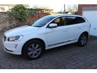 Volvo XC60 D4 SE Lux FWD with 3 Yr Paint and Alloy Cover !