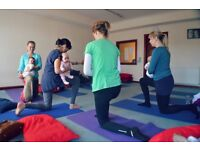 Yoga with Baby classes