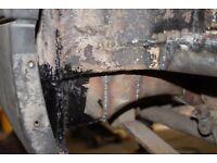 MOT and PSV welding
