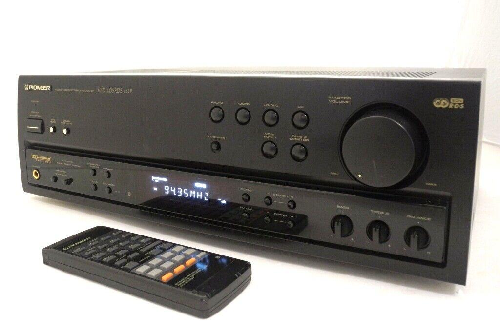 Pioneer VSX 405RDS 5.1 Receiver