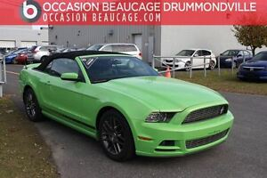 2014 Ford Mustang CLUB OF AMERICA V6 PREMIUM - - CUIR!!