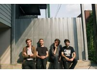 Ought Concert, The Garage, London on Tuesday 24th April 2018 - Two General Admission Tickets