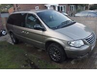 CHRYSLER GRAND VOYAGER CRD LIMITED XS 2.8L AUTOMATIC DIESEL