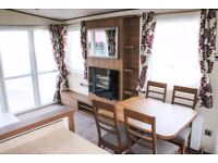 2015 ABI Ashcroft, 6-berth caravan for sale opposite sandy beach, holiday park with sauna, gym, bars