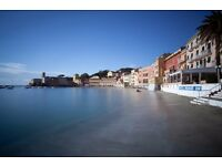 "Nice Apartment in a splendid quiet area ""Sea and Mountain"" - Italy - Liguria - Genova - Near 5 Terre"