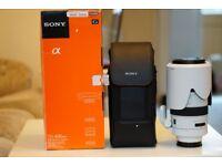 Sony SAL 70-400mm F4-5.6 G SSM II Lens