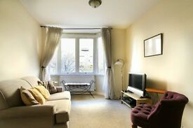 SHORT TERM LET: (Ref 041) One bedroom, ground floor flat located on Atholl Crescent Lane