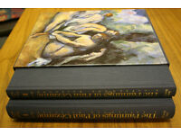 Paul Cezanne - The Paintings of Paul Cezanne, 2 Volume Set w/Slipcase, Thames & Hudson, January 1997