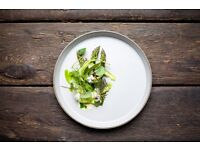 TIMBERYARD chef de partie needed