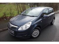 58 VAUXHALL CORSA 1.3 CDTI, ECOFLEX, DIESEL, £30 TAX, 60MPG, 1 OWNER FROM NEW, HPI CLEAR