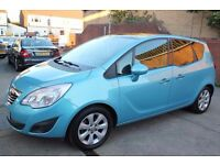 Vauxhall Meriva 1.4 i 16v SE 5dr (a/c) BARGAIN!! LOOK!!!