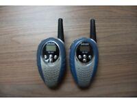 Telcom TE-157 Walkie Talkies