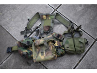 British Army DPM Custom Webbing Set (PLCE + Webtex) ref:dv
