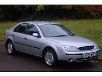 Ford Mondeo 1.8LX.. 2 owners.. Very Low Miles.. Bargain..