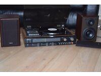 SANYO RECORD PLAYER/RADIO/CASSETTE PLAYER/JAPAN