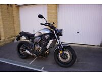 Yamaha XSR 700 ABS Motorcycle (774 miles only!!!!!)