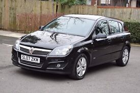 2007 VAUXHALL ASTRA SXI 1.6 WITH SPORTS MODE*3 MONTHS WARRANTY*2 KEYS*HIGH SPEC*NEW MOT AND SERVICE*