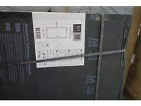 MERLYN Series 10 - 800mm wide Shower Door. (M10121C)