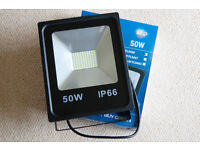50W LED floodlight, BNIB