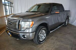 2012 Ford F-150 XLT CREW CAB 4X4 XTR OFF ROAD, 4 NEW TIRES