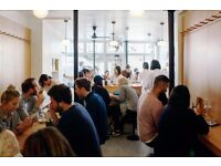 Assistant Restaurant Manager - BAO, Soho. Exciting opportunity in a growing business