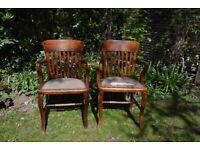 Antique Chairs (pair)