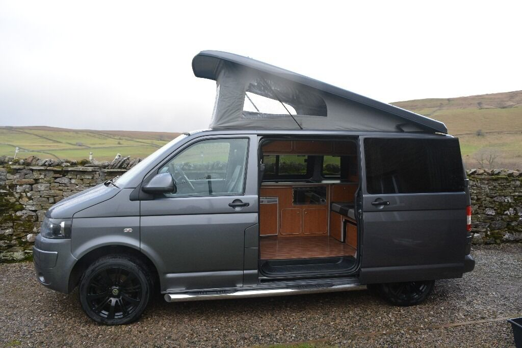 VOLKSWAGEN CAMPER 20TDI POP UP ROOF AND KING CONVERSION