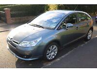 2008 CITROEN C4 VTR+**ONLY 63000 MILES**CLEAN CAR**BARGAIN