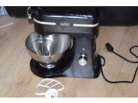 BELLING 10 SPEED BACK CAKE MIXER CAN BE SEEN WORKING