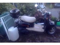 Scooter/moped for sale, sensible offers accepted
