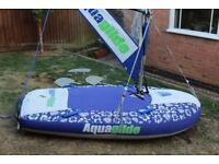 Aquaglide Windsurfer