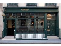 Waiter/Waitress   Gymkhana Mayfair   Michelin Star Restaurant