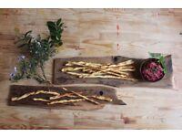 Handmade Wooden Platters