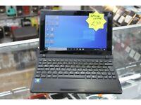 Mini Laptop Netbook Laptop Windows 10/ 10.1 inch intel Atom N455 1.66GHz 2GB DDR3 160GB HDD Webcam