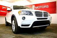 2011 BMW X3 28I AWD PANORAMIC LUXURY