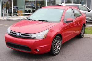 2010 Ford Focus SES*AC*CRUISE*MAGS*BLUETOOTH*AUX*USB*CD*