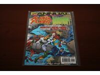 Alpha Flight & Inhumans Marvel Comic Manual 1998