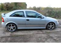 1999 Vauxhall Astra SXI 16V