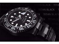 Men's Watch for sale Rolex Submariner Black SLS Body/watch for sale