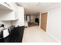 Nice and spacious two bedroom flat to let in town centre