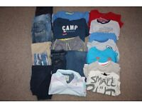 Bundle of Boys clothes for ages 2 to 3 £12