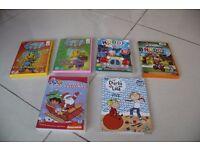 Fifi, Noddy, Dora and Charlie and Lola DVD Bundle