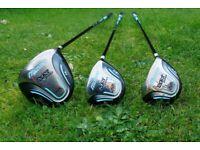 Ladies Mizuno Golf Set