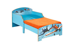 New Disney Planes Toddler Bed (RRP £235)