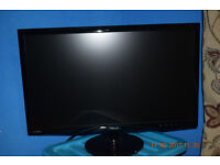 Asus monitor gaming 24˝ sale Not used